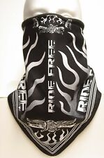 Ride Free fleece lined bandana face protector motorcycle mask