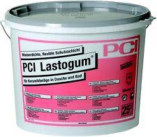 PCI Lastogum 25kg grau Abdichtung Wasserdichte Schutzschicht Fliesen Dusche Bad