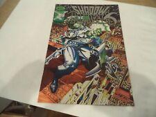 Shadowhawk # 4 1993 Image Comic Book