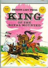 Dragon Lady Productions #1 1985 FN  King of the Royal Mounted