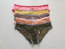 Cosabella Celine Lowrider Hotpants Panty  Small New
