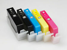 HP 564 XL Refillable Ink Cartridges for OfficeJet 4620 PhotoSmart 6520 7520 5520