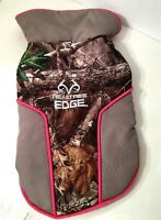 Realtree Camouflage EDGE  Dog Hunting Vest Size Medium