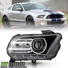 2013-2014 Ford Mustang HID/Xenon w/LED Projector Headlight Headlamp RH Passenger