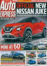 AUTO EXPRESS MAGAZINE ISSUE #1,591 - 4th SEPTEMBER 2019 ~ NEW ~