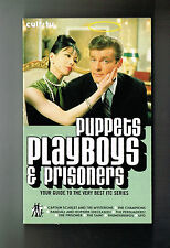 PUPPETS PLAYBOYS & PRISONERS ITC TV GUIDE NM- PRISONER PERSUADERS THUNDERBIRDS +