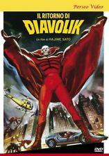 Il Ritorno Di Diavolik (1966) DVD