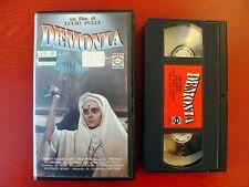 VHS.07) DEMONIA - EDEN CLUB / DISCHI RICORDI (LUCIO FULCI