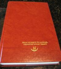From Muskets to Mohair History of Fort Terrett SIGNED Grace King First ED Texas