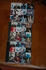 U2-Achtung Baby 3 CD Lot-Each One Is Different