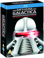 Battlestar Galactica: The Complete Original Series (Box Set) [Blu-ray]