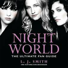 Night World Ultimate Fan Guide BRAND NEW BOOK by L. J. Smith (Paperback, 2010)
