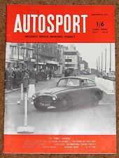 Autosport 20/11/53 - DAILY EXPRESS RALLY - PENNINE TRIAL - LEINSTER GVB CUP