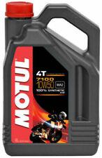Huiles de moteur Motul 10W50 4 L pour véhicule