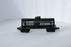 Z Scale Micro Trains Tank Cars set.of 3