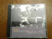 JOHNNY HALLYDAY CD GUITARE 62-76 LES INEDITS