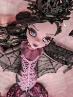Monster High Draculaura Adult Collector Limited Edition Doll 2015 Coffin Rare