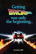 Back To The Future 2 Movie Poster 24x36