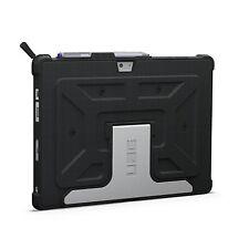 Brand New UAG Microsoft Surface 3 Feather-Light Composite BLACK Aluminum Case
