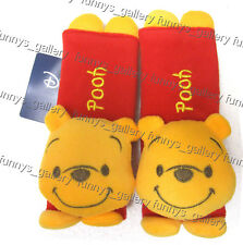 Winnie Pooh Baby Car Shoulder Pad Car Seat Belt Cover