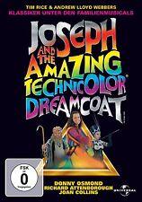 JOSEPH & THE AMAZING TECHNICOLOR DREAMCOAT Musical DVD