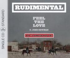 CD-Single vom Warner Music Love - 's Musik