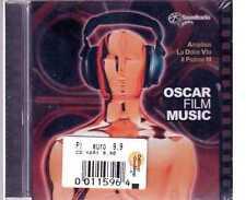 AA.VV. OSCAR FILM MUSIC LA DOLCE VITA IL PADRINO AMADEUS CD  SEALED SIGILLATO