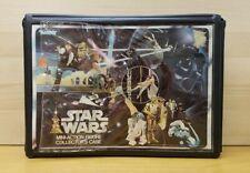Vintage 1978 Star Wars A New Hope Vinyl Action Figure Case!