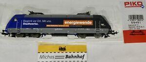 101 Stadtwerke DB Ag EP VI Dss Nem Piko 59451 H0 1:87 Boxed LK1 Μ