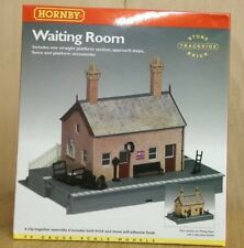 Hornby R8001 Waiting Room Clip together Building