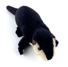 Folkmanis Mini River Otter Small Finger Puppet Plush Stuffed Animal