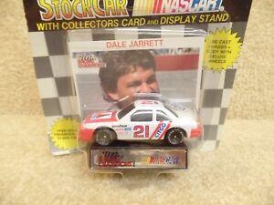 1991 Racing Champions 1:64 NASCAR Dale Jarrett Citgo Ford Thunderbird #21 a