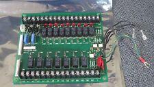 YORK CONTROL CIRCUIT BOARD MODEL 031-01199-000 REV C