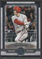 2019 TOPPS MUSEUM COLLECTION RHYS HOSKINS PHILADELPHIA PHILLIES #72