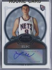 2006-2007 Bowman Sterling Basketball Mile Ilic New Jersey Nets Autographed Card