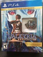 Valkyria Revolution: Vanargand Edition (Sony PlayStation 4, 2017)