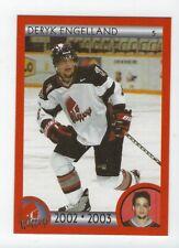 2002-03 Moose Jaw Warriors (WHL) Deryk Engelland (Vegas Golden Knights)