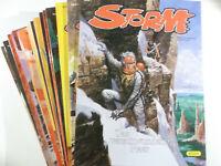 STORM Comic Sammlung # 1 - 21 ( Ehapa Verlag Softcover ) Zustand 1