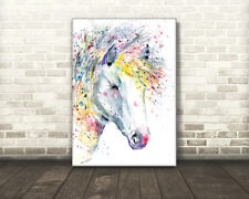 Giclee & Iris Multi-Colour Abstract Art Prints