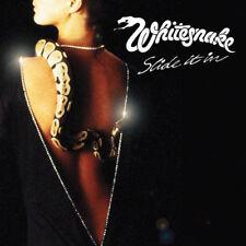WHITESNAKE SLIDE IT IN REMASTERED CD NEW