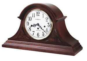 630-216 -  THE CARSON-HOWARD MILLER   MANTEL CLOCK  IN WINDSOR CHERRY FINISH