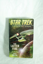 Star Trek OS: The Latter Fire by James Swallow (Paperback, 2016)