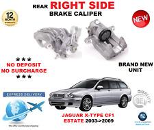 Para Jaguar Tipo X Trasero Pinza de freno lado derecho Familiar CF1 2003- >2009