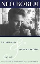 The Paris Diary & The New York Diary 1951-1961: By Rorem, Ned