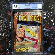 Showcase #39 (Jul-Aug 1962, DC) CGC GRADED 7.0 - 3rd APPEARANCE - METAL MEN
