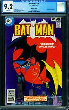Batman #315 CGC 9.2 1979-Bronze Age-Whitman variant-  0295746002