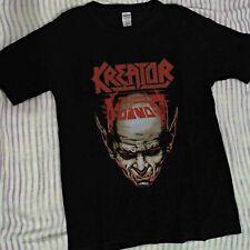 Kreator Voivod Vintage 80's Shirt Blind Faith TOUR 1987 T shirt Reprint DF272