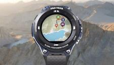 CASIO PROTREK SMART WATCH GPS WI-FI BLUETOOTH Y TACTIL REFERENCIA WSD-F20A-BUAAE