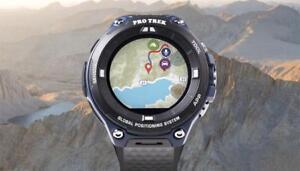 CASIO PROTREK WSD-F20A-BUAAE SMART WATCH GPS WI-FI BLUETOOTH Y TACTIL