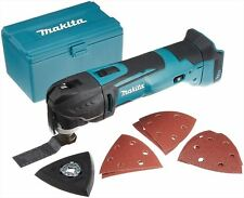 Makita Rechargeable Lithium-Ion Cordless  Multi Tool Body Only TM51DZ 18V